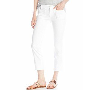 SANCTUARY Cropped Flared Jeans Poppy Wash White
